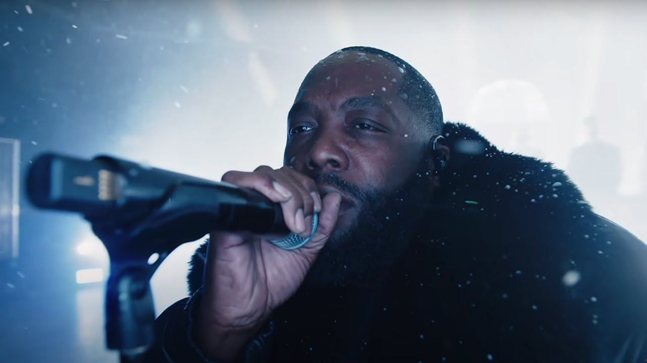 Run The Jewels Performs Walking in the Snow