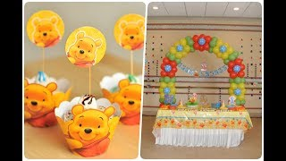 Como decorar una fiesta de winnie pooh