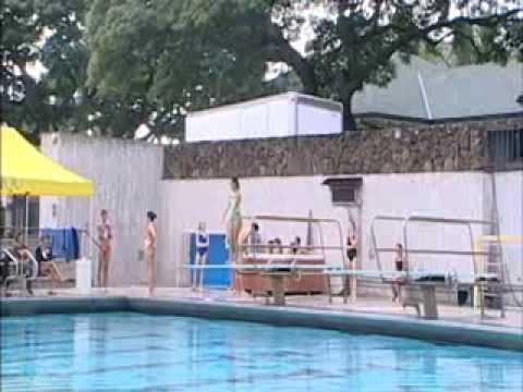 2014 Varsity Diving - Sandra Serai Invitational at Punahou School (January 11, 2014)