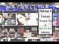 Makeup & Fashion Shopping Trip @ Jogja City Mall | Vlog Belanja Makeup & Baju Harga Bahasa Indonesia
