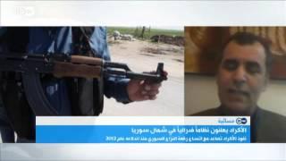 راتب شعبو: القوى الكبرى تلعب لعبة مزدوجة مع أكراد سوريا