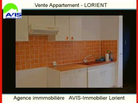 achat vente appartement lorient 56100 43 m2 youtube. Black Bedroom Furniture Sets. Home Design Ideas