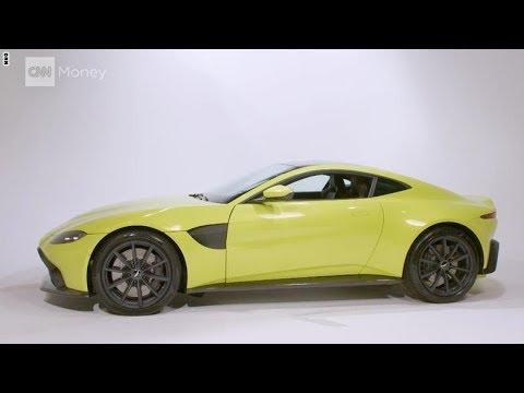 شاهد التصميم الجديد كلياً لسيارة أستون مارتن فانتاج  - نشر قبل 3 ساعة