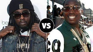 Meek Mill Accuses Wale of Being Jealous and also a F*ckboy. Wale Denies Jealously & Trolls him.