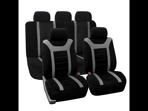 Sports Seat Covers Fh Group Youtube