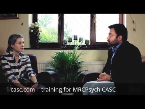 I-CASC - MRCPsych CASC preparation - Post traumatic stress disorder