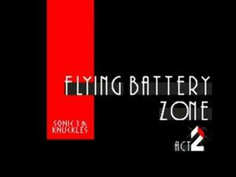 Sonic & Knuckles Music: Flying Battery Zone Act 2