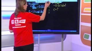 Mole Calculations I