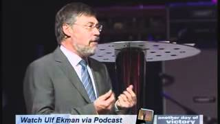 The Fire and the Fear of Mission ( Pastor Ulf Ekman )
