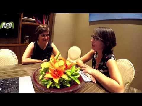 Entrevista a Alejandra Casado - Evento 45 en Mar del Plata.