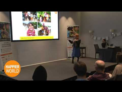 The Museum of Happiness Story | Victoria Johnson | Happier World Conference 2016