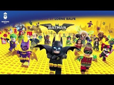 OFFICIAL - I Found You - Fraser Murray -  The Lego Batman Soundtrack
