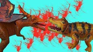 dinosaurs for kids giant life size raptor attacks lb dinosaur surprise egg w dino kid family game