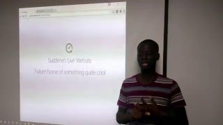 Intro to Web Dev | HTML & CSS I - Suddene's Experience