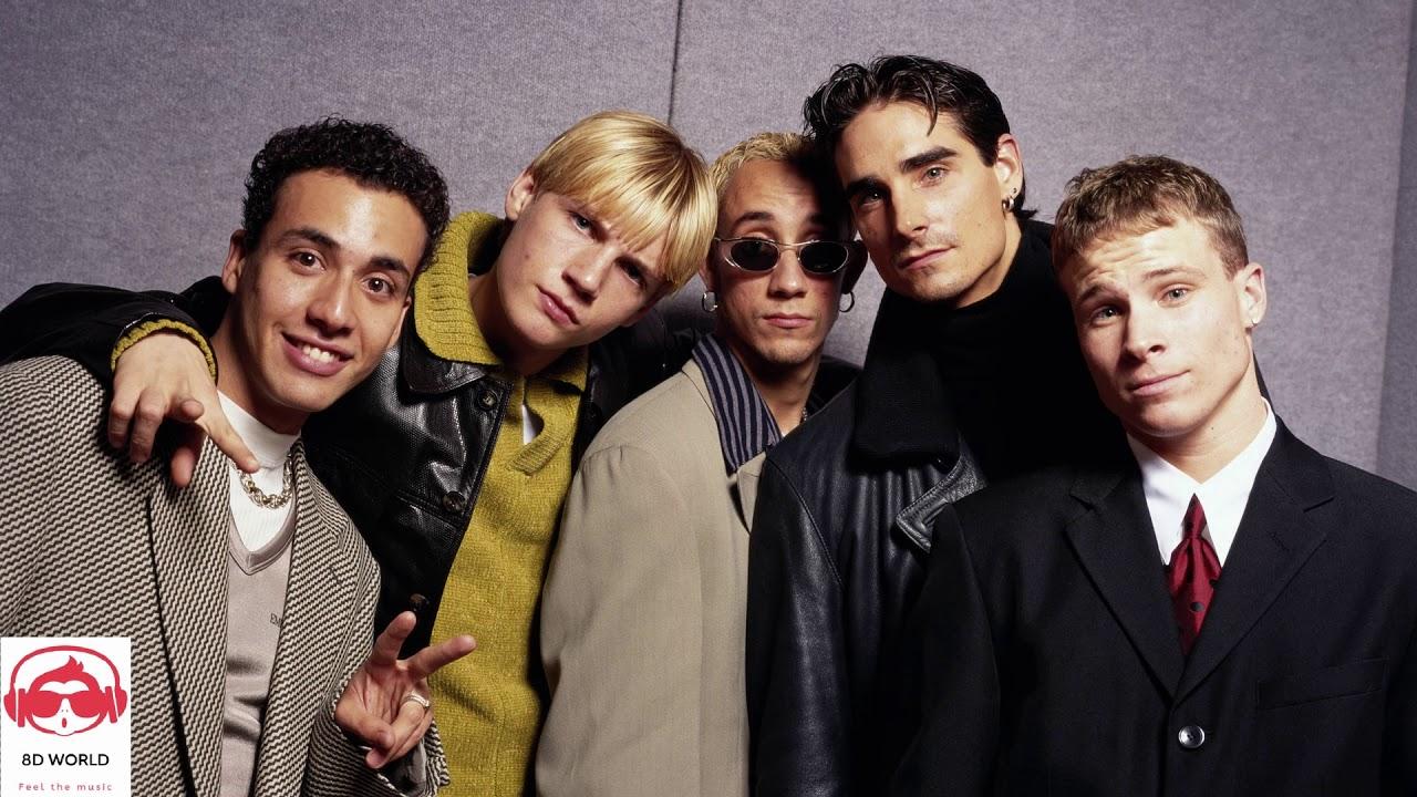 (8D Audio) Backstreet Boys - Quit Playing Games ...