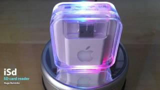 видео Картридер iSD для MAC(но неофициально)