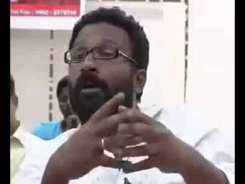 Director Ram's Bold Speech at Manonmaniam Sundaranar College