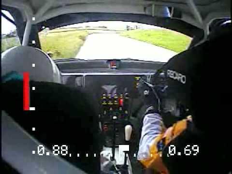 Ian Warren / Robert Warren - Suzuki Swift RB09 Shakedown ...