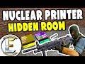 Nuclear Printer Hidden Room - Gmod DarkRP (Hidden Base In Plain Sight)