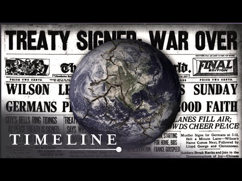 Why World Peace Failed After WWI | Total War | Timeline