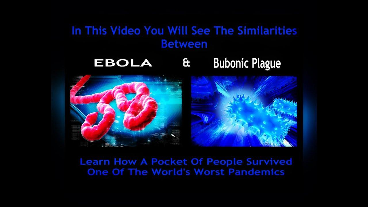 EBOLA VS BLACK DEATH - YouTube