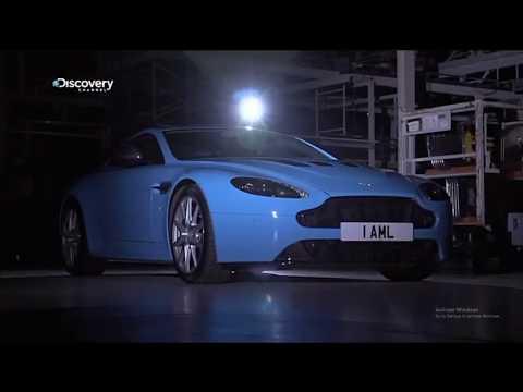 Supercar, Auto da sogno: Aston Martin Vantage V12 S