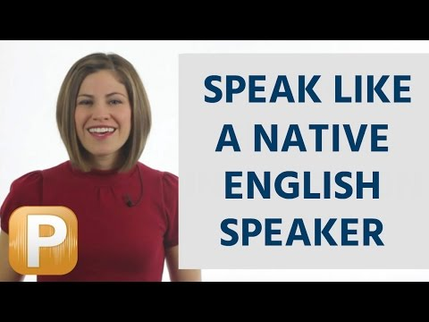 How To Speak American English Like Native Speaker