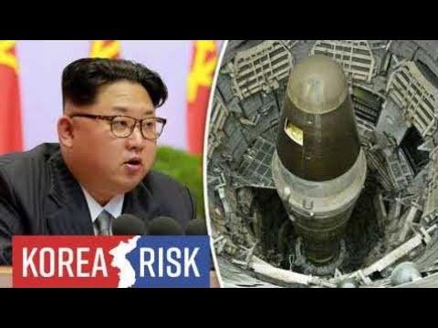 World War three: US army command 'ERROR' sent North Korea 'fake nuclear arsenal' information