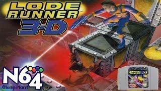 Lode Runner 3D - Nintendo 64 Review - HD