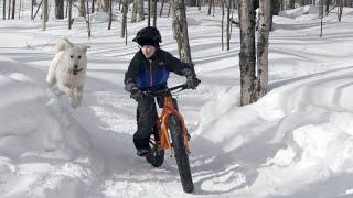 Trek Farley 24: The fat bike for kids