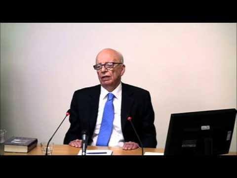 Rupert Murdoch: my commercial interests do not affect my newspapers' editorials