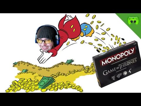 DHALUBERT DUCK 🎮 Monopoly #6