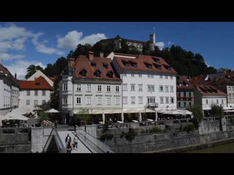 Travel video - Citytrip Ljubljana – Slovenia - Travelaroundwithme