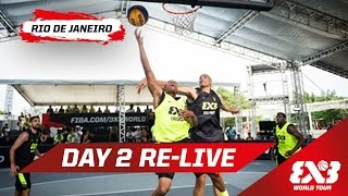 Day 2 + Dunk Contest w/