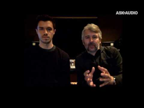Lurssen Mastering House: The Art of Mastering with Gavin Lurssen and Reuben Cohen - 8. Questions - M