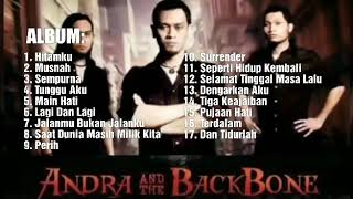 Andra and the backbone full album