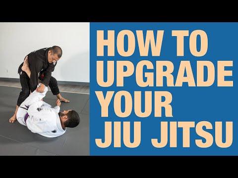 Jiu Jitsu Upgrade with Tom Cronin (Carlson Gracie)  - on DVD, Blu-ray, On Demand and the App Store