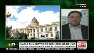 ¿Cómo es la economía en Bolivia?
