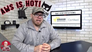 AWS Certified Solutions Architect Associate Certification Will Get You Paid!