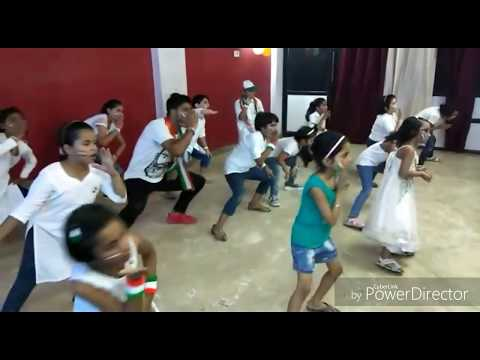 Vande Mataram (abcd2) | independence day special | kids dance
