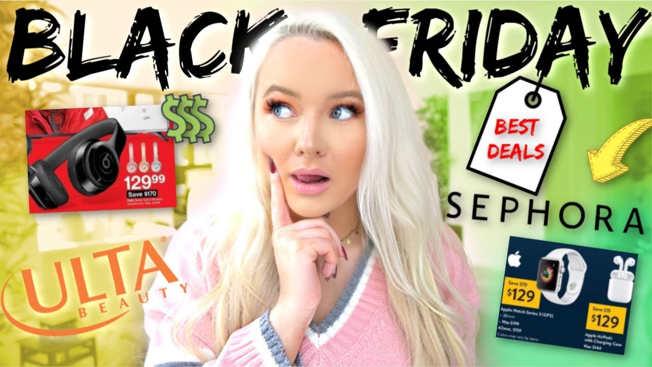 Insane Black Friday Cyber Monday Deals 2019 Youtube