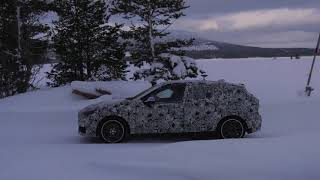 2019 BMW 1 Series Spied Testing On Snow