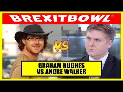 """""""WAKE UP BRITAIN!"""" - Graham Hughes In FIERY #Brexit Debate"""
