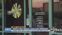 Tempe's first medical marijuana dispensary