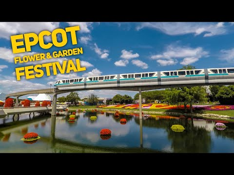 EPCOT Flower and Garden Festival 2019 | Walt Disney World