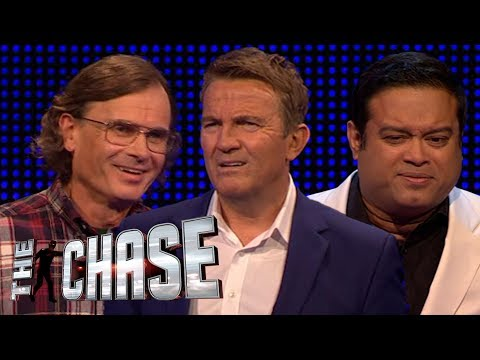 The Chase | Colin Doesn't Get a Single Question Wrong Against The Sinnerman!