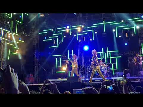 Don, Miranda en Pal Norte 2018, Monterrey, Nvo León, 21Abril 2018