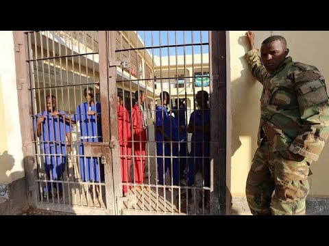 Somalia converts high security prison to intelligence traini
