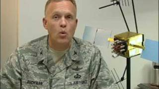 Video Air Force Space Command Lesson on GPS - Col Buckman talks about GPS and modernization download MP3, 3GP, MP4, WEBM, AVI, FLV Juli 2018