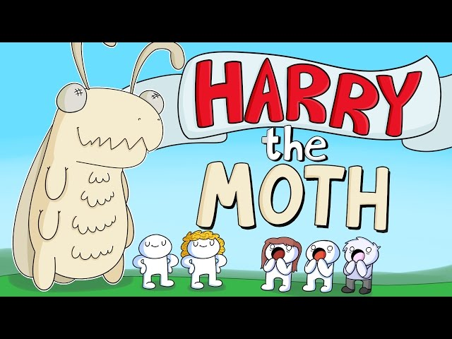 Harry the Moth